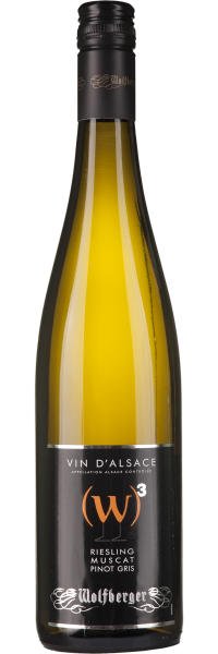 W3 Riesling/Muscat/Pinot Gris  Wolfberger