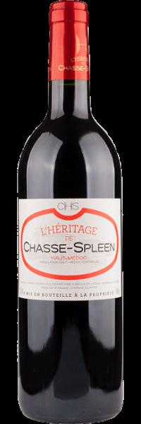 Chateau Chasse Spleen L'Heritage de Chasse Spleen Online kaufen