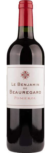 Benjamin De Beauregard Pomerol ac