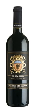 Aglianico del Vulture Re Manfredi