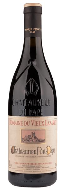 Jerome Quiot Chateauneuf-du-Pape Lazaret Rouge
