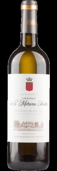 Château de la Metairie Haute Bordeaux Blanc Sec
