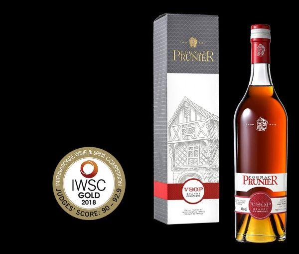 Cognac Prunier VSOP Grande Champagne