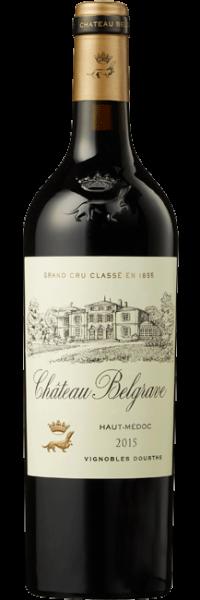 Chateau Belgrave Haut-Medoc Grand Cru Classe