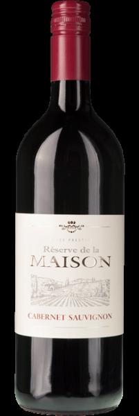 Reserve de la Maison Cabernet Sauvignon Vin de Pays d'Oc 1 Liter Online kaufen