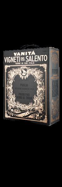 Vigneti del Salento Primitivo Nero di Troia 3 Liter Vanita