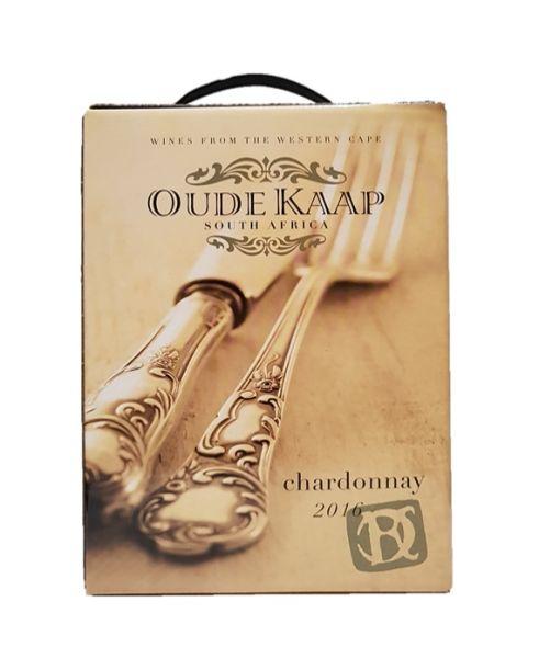 Chardonnay Bag in box 3l Oude Kaap