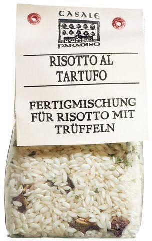 Risotto al tartufo mit Trüffelstücken Casale Paradiso, Abruzzen Online kaufen