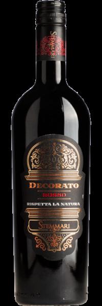 Stemmari Decorato Rosso Online kaufen