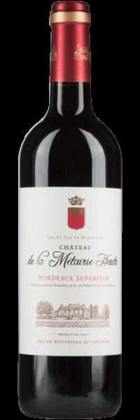 Château de la Metairie Haute Bordeaux Supérieur