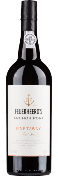 Feuerheerds Fine Tawny Port 6 Flaschen