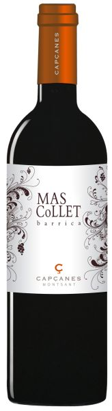 Mas Collet Barrica MAGNUM Celler Capcanes
