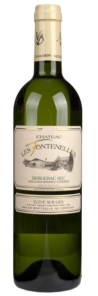 Bergerac Blanc Sec Chateau Les Fontenelles