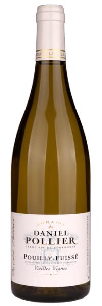 Pouilly Fuissé Vieilles Vignes  Domaine Pollier