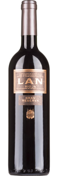 LAN Rioja Gran Reserva Bodegas Lan