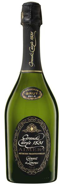 Sieur d'Arques Aimery Crémant de Limoux Grande Cuvée 1531 Brut Reserve