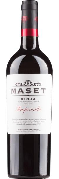 Rioja Tempranillo Maset