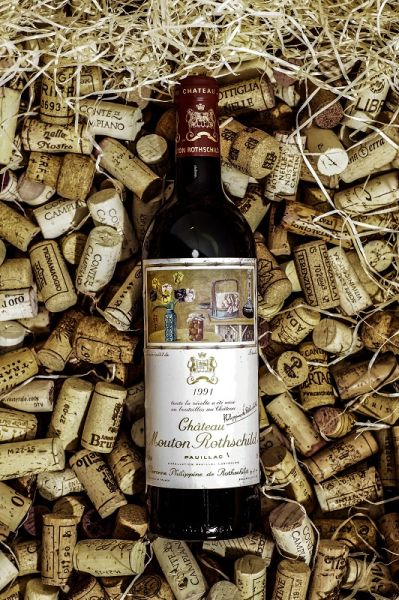 Chateau Mouton Rothschild 1991 Pauillac
