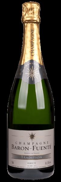 Champagne Baron-Fuente Traditional Brut
