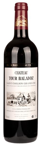 Chateau Tour Baladoz Saint Emilion Grand Cru