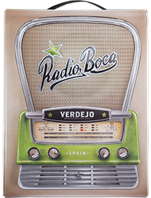 Verdejo Bag in Box 3 Liter Radio Boca