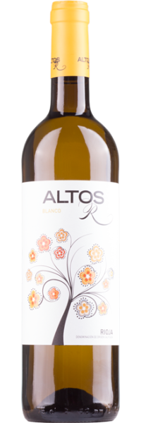 Altos R Rioja Blanco