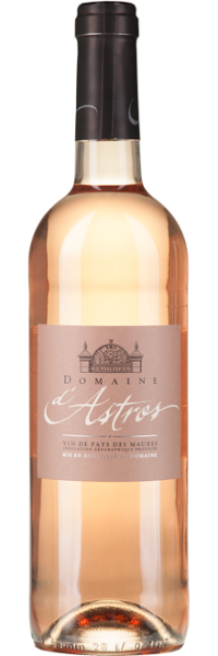 Astros Rose Chateau d'Astros