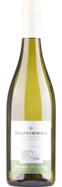 Französischer Weißwein Brumes de Loire IGP Sauvignon Blanc