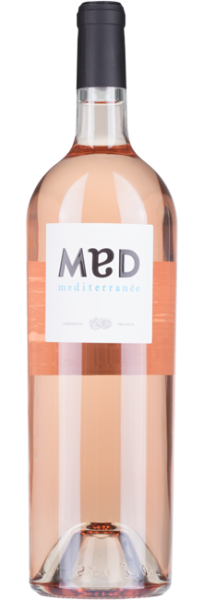Provence Rose MED JEROBAUM Chateau Camparnaud