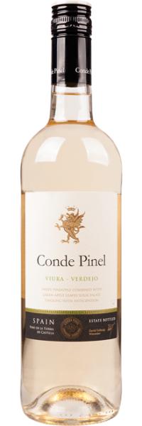 Conde Pinel Viura Verdejo Blanco