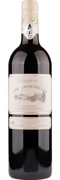Bergerac Rouge Chateau Les Fontenelles.