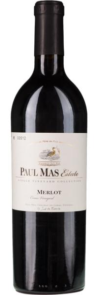Merlot Paul Mas Estate