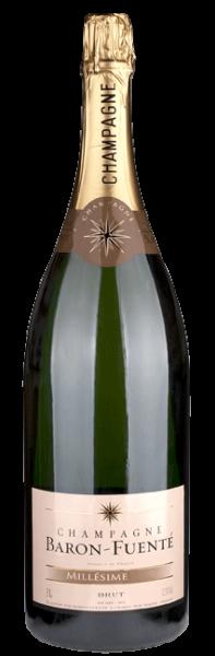 Champagne Baron Fuente Millesime Brut Jeroboam 3 LTR.