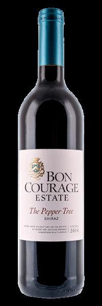 Bon Courage Shiraz The Pepper