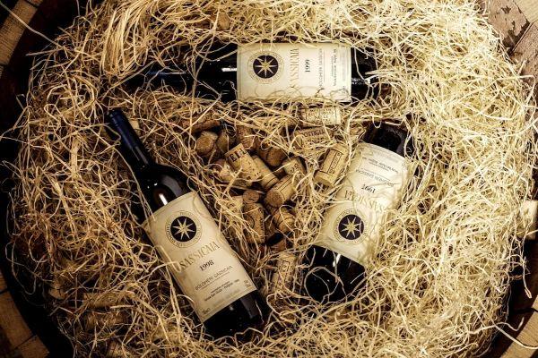 Sassicaia Tenuta San Guido 1997 + 1998 + 1999 vertikale je 1 Flasche Online kaufen