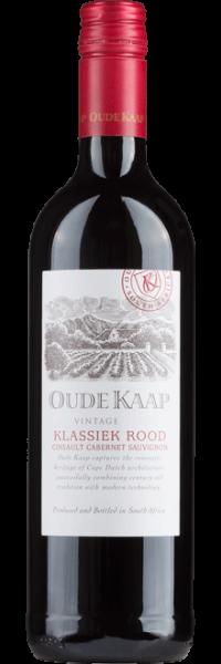 Klassiek Rood Oude Kaap