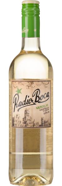 Radio Boka Verdejo Blanco Castilla y Leon