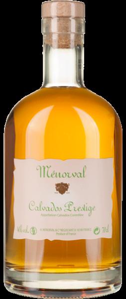 Calvados Chandon Prestige Menorval.
