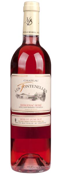 Bergerac Rose Chateau Les Fontenelles