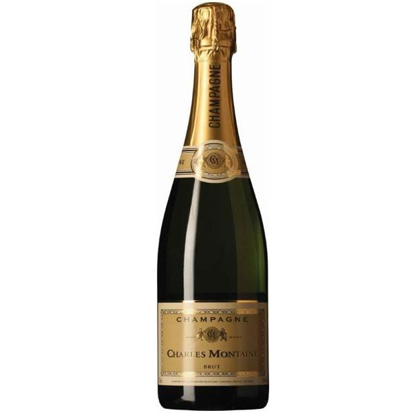 Charles Montaine Les Roches Brut Champagne