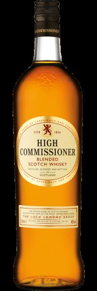 Commissioner Blended Scotch Whisky