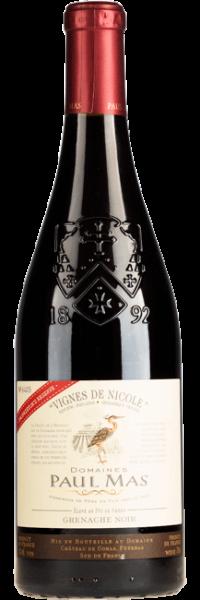 Paul Mas Vignes de Nicole Grenache Rouge Online kaufen