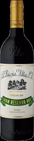 La Rioja Alta Gran Reserva 904 Magnum 1,5 l