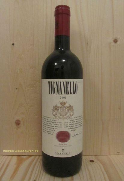 Antinori Tignanello Magnum 3 Liter 2006