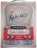 Tempranillo Bag in Box 3 Liter Radio Boca