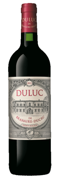 Duluc de Branaire Ducru Saint Julien