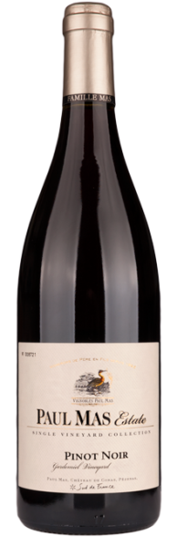 Paul Mas Estate Pinot Noir Reserve Saint Hilaire