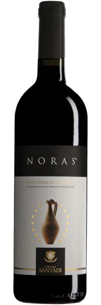 Noras Cannonau di Sardegna Santadi
