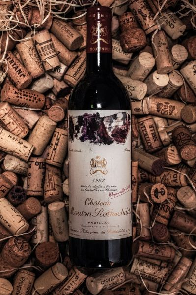 Chateau Mouton Rothschild Pauillac 1992