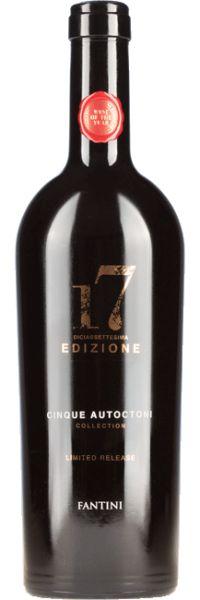 Farnese Fantini Edizione Cinque Autoctoni Collection Limited Release